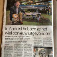 Reinventing the Wheel in Gelderland